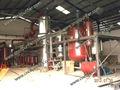 El suministro de petróleo crudo, Usado de refinación de petróleo equipo