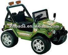 12V Children's Electric R/C Ride-on Car jeep/mp3/light