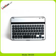 High Quality French Denish Spanish German layout wireless bluetooth keyboard case for iPad mini BK335