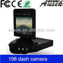 2.5 inch 6 ir lights car camera hd dvr 720P HD
