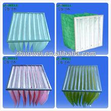 HVAC Industrial Air Filter(HEPA Filter, Pocket Filter, V-bank Filter and Pre Filters)