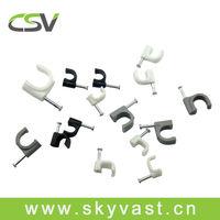Circle aluminium cable clip manufacturer