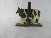 Good Sale 2 Parts Bookend w/Animal Design
