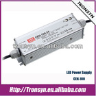 MeanWell Power Supply CEN-100-30(100W / 30V) Single Output LED Power Supply/LED Driver With Active PFC Function