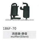 Muffler(silent)