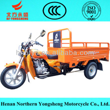 heavy duty three wheel cargo motorcycle with factory price & competitive price