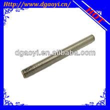 standard fine threaded rod in fasteners