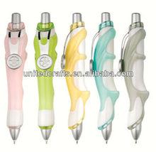 novel motorcycle shape promotional ball pen