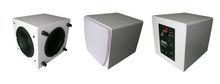 Dual 10 inch active speaker subwoofer