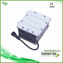 AC96-265V/DC12V Cree or Nichia LEDs waterproof 30-60w led light up dice