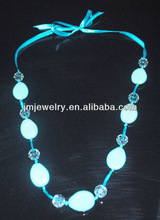 2015 funky glittering Necklace For Adults and Kids