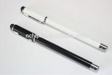 2014 Simple Design Noble & Slim Metal Touch Pen/ Ballpoint Pen