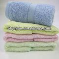 100% toalhas de bambu grosso