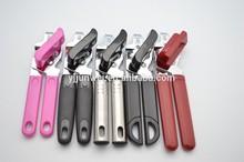 Multi-use tin can opener