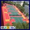 2014 pp modular interlocking sports plastic removed flooring tile