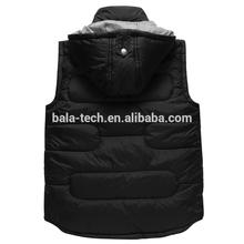 Hot sell Custom Electric Heating Jackets/clothes from china/plain custom varsity jackets