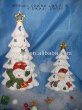 decorative polyresin christmas tree