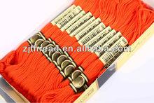 100% cotton dmc cross stitch thread