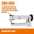 205-635 cilindro cama de reparo da sapata da máquina de costura longo braço tipo adler para máquina de costura 205-370