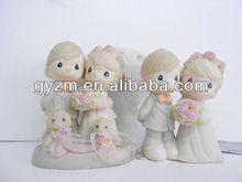 Lovely popular polyresin craft ,western crafts for kids