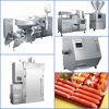 Hotdog production line
