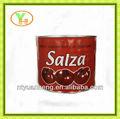 70g-4500g china hot vender pasta de tomate enlatada marca alimentos salza