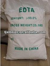 EDTA(Ethylene Dianmine Ttraaceti Acid) Hot Sale C10H16N2O8