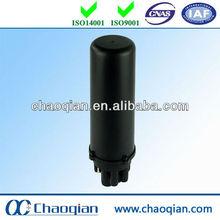 Fiber optical pole mount boxes splice
