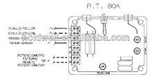 Mecc Alte Alternator avr RT80A