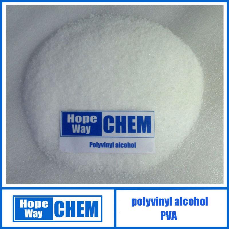 Granules/Powder/Flocculent Polyvinyl Alcohol PVA