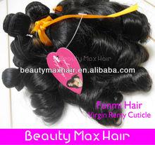 Beautiful 100% virgin Indian Romance Curl remi hair extension