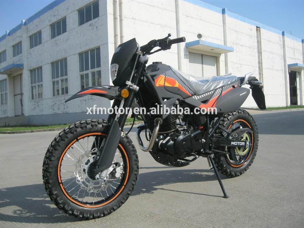 250cc off road dirt bike