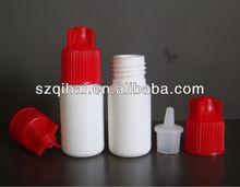 5g plastic Cyanoacrylate adhesive/epoxy adhesive super glue/eyelash glue bottle with diopper JB-134