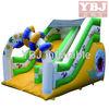 Lovely boys inflatable slides/boys inflatable slides