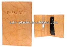 Geniune Leather Passport Cover