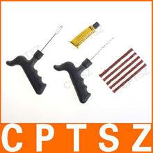 Car Bike Auto Tubeless Tire Repair Tool kit, tyre repair kit