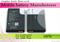 bl-5c 3.7v 1020mAh mobile phone battery for nokia