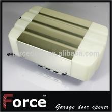 Automatic overhead garage door opening mechanism