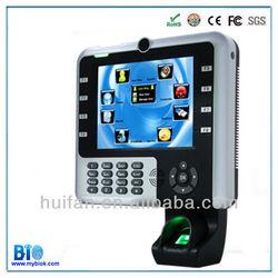 Wall Clock Machinery Machine Fingerprint Time Attendance System (HF-iclock 2500)