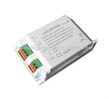 high quality 51W triac dimmable 230v 12v dc led driver