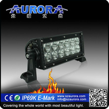 Auto Lighting System 6inch led light bar off road light jeep