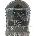 dia das bruxas espuma túmulo com decoração carta rip