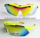 High quality Anti scratch polarized sports sunglasses