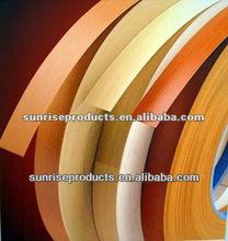 Furniture grade PVC edge banding/lipping