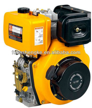 6.5HP mini air-cooled power gasoline engine (CE)