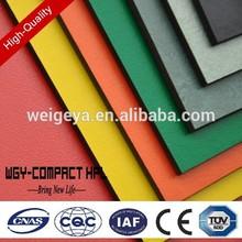 Fireproof laboratory laminate compact hpl lap top