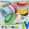 Beautiful Color Pink/Green/Blue Decorative Masking Tape
