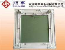 flush aluminum access panel suspended ceiling