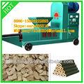 Venta caliente de maíz tallo/cobs de briquetas de prensa de la máquina 0086-15093222893