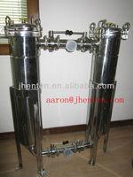 Stainless Steel Duplex Bag Filter Housing